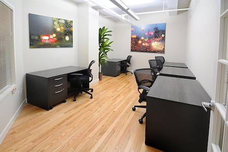 Select Office Suites - 1115 Broadway Flatiron NYC - Team Office for 5