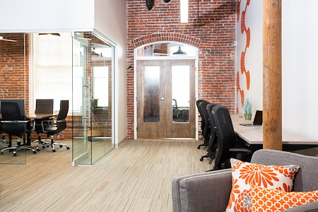 Spark Offices - Exclusive Office Membership