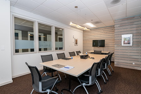 Satellite Workplaces Los Gatos - Large Conference Room