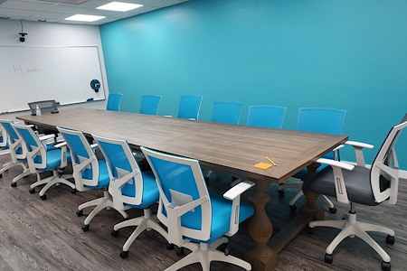 Into Prep - U1 - Conference Room for 14