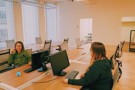Reno Hive - Designated co-working desk