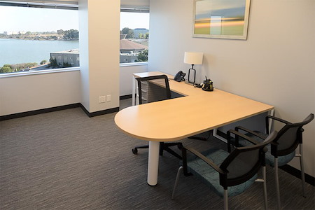 Intelligent Office- Burlingame - Hourly Office 2
