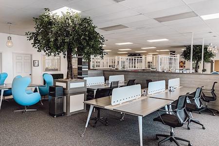 LionShare Cowork - Hot Desks