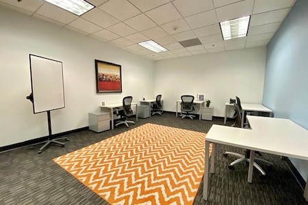 Regus Warner Center - 1-6 Person Large Private Office Space!