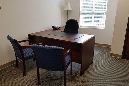 North Raleigh Business Center - Office 312