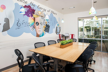 Prime Executive Offices, Inc. - Innovative Meeting & Training Room