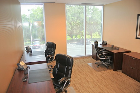 Orlando Office Center at Research Park - Office #209 - 4 Desk Window Office