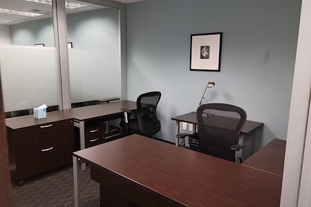 Regus | Liberty Centre Lloyd District - 8 Person split suite.
