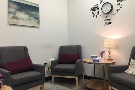 Blossom Birth and Family - Serenity Room