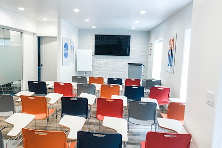 Sky Realty Company - Training Room and Small Conference Room