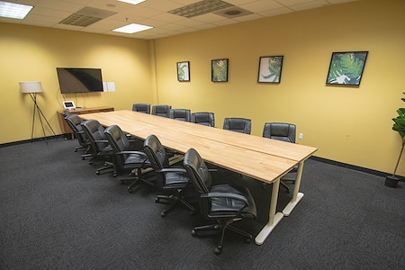 The Port @ Kaiser Mall (Uptown) - Large Conference Room for up to 8