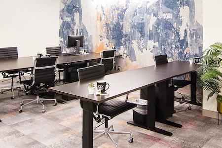 ALX Community - Dedicated Desk
