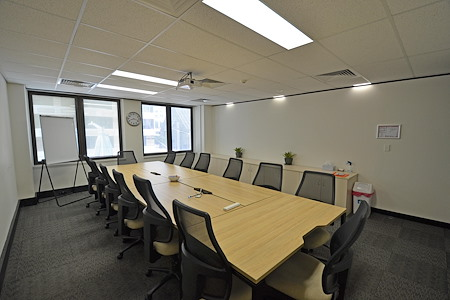 North Sydney Training Centre - 14 Person Boardroom with natural light