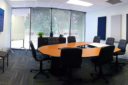 Office Options Meeting Room Facilities - Conference Room A