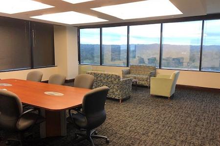 Werkplās Hoover - Executive (Large) Conference Room
