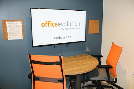 Office Evolution Tampa | Harbour Island - Harbour Two