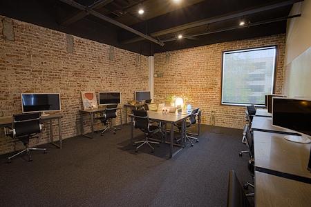 CTRL Collective | Pasadena - Office 214