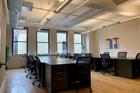 Select Office Suites - 1115 Broadway Flatiron NYC - Team Office for 20-25
