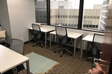 Regus | Wells Fargo Los Angeles - Executive / Team Window Office