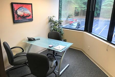 TKO Suites - Raleigh, NC - 1-2 Person, Windowed Office