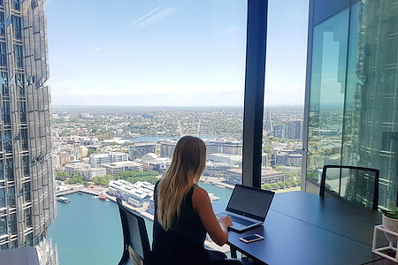 Servcorp Tower One Barangaroo - Private Office   City View