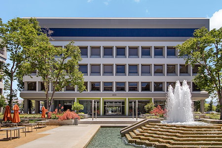 (SJ2) Silicon Valley Center - Large Interior Office