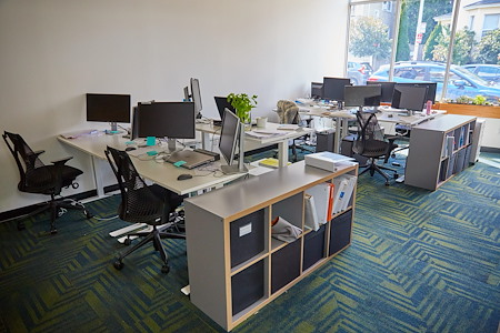 Built Coworking - Team Office for Medium Size Team
