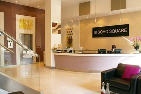 Regus | London, Soho Square - Dedicated Desk