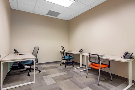 Office Evolution - Atlanta Office Venture - Dedicated Desk