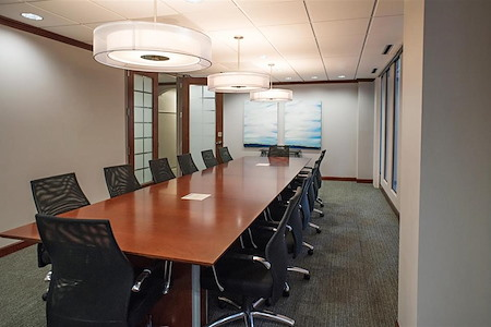 Peachtree Offices at Downtown, Inc. - Capital Room