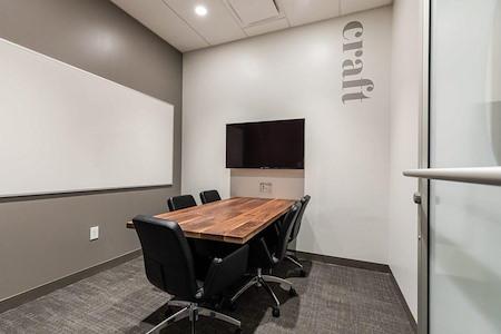 Roam Lenox - Private Office #6, 3 people