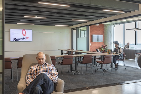 Serendipity Labs Atlanta - Buckhead - Private Office Day Pass For 1