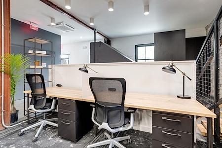 The Loop 215 - Powered by 25N - Dedicated Desks