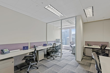 The Executive Centre - Aurora Place - 3-Desk Private Office - City Views