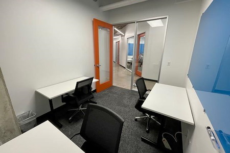 Expansive - The Capitol - 2 - 4 Person Office #306