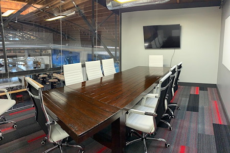 GRID Collaborative Workspaces- Denver - Union Station