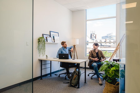 Desk - Dedicated Office For 3