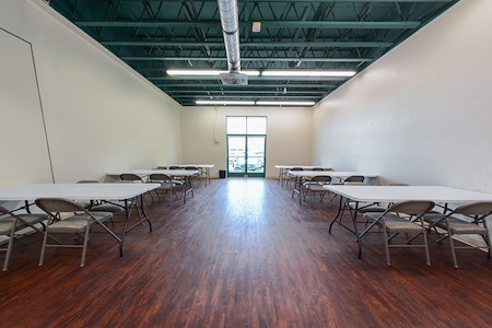 Silicon Valley Business Center - Large Seminar Room