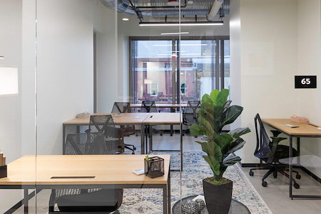 Industrious Wells Fargo Capitol Center - Private Office for 4
