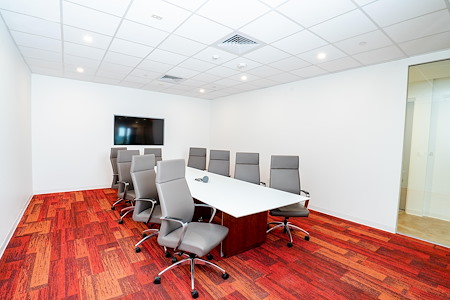 CityCentral- Downtown Ft. Worth - Executive Boardroom