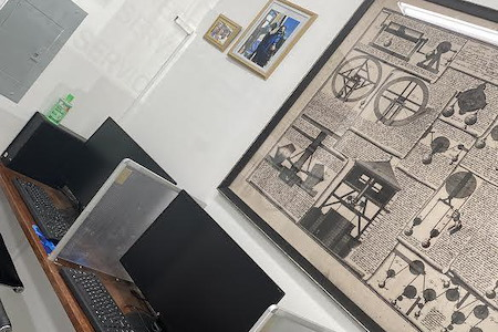 Around The Clock Multi-Services - Computer Cafe Desk (Copy) (Copy)