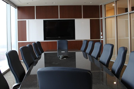 Office Space & Solutions Norfolk - Waterside Conference Room