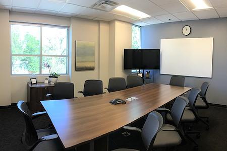 Office Evolution - Fort Collins - Large Conference Room