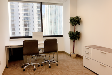 Brickell Business Center - Private Office for 1-2 with city views