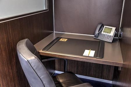 Servcorp - Bank of America Center - Dedicated Desk