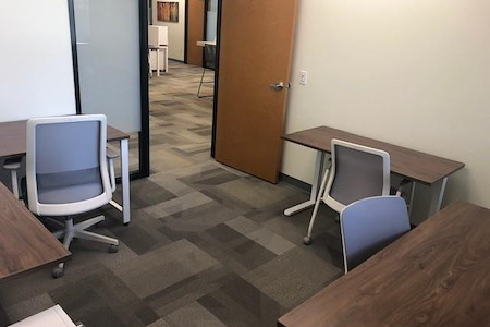 Office Evolution - Phoenix - Exterior Team Office