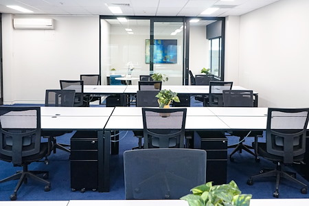Christie Spaces Walker Street - Whole Private Floor with 150 Desks