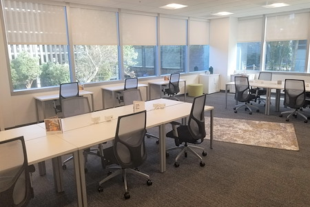 Regus | Spaces @ Oyster Point - 201