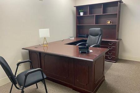 Office Evolution Clayton - Interior Private office (Copy)