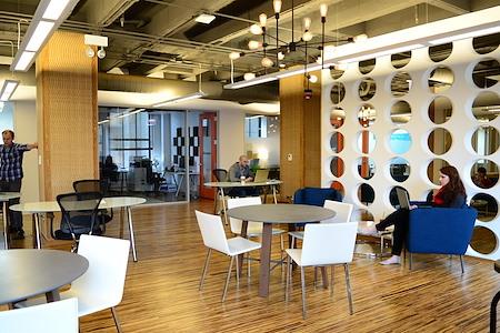 Expansive - West Loop - Dedicated Desk at Novel Coworking